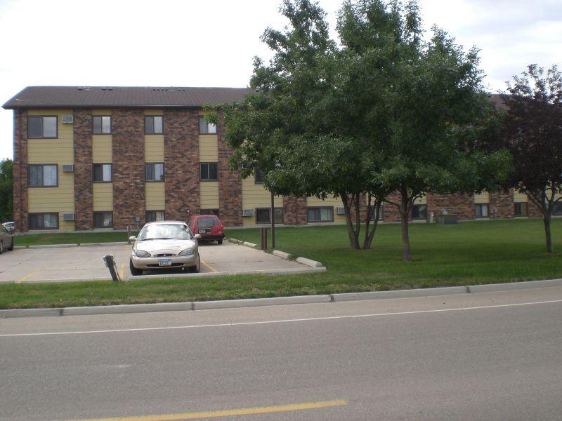 Park Village Apartments Williston Nd