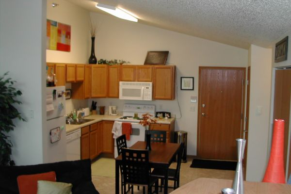 large photo of apartment